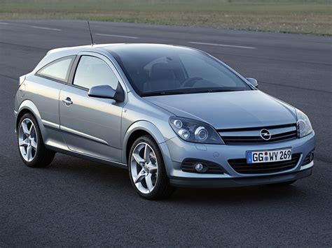 Opel Astra 3 Doors Gtc Specs 2005 2006 2007 2008