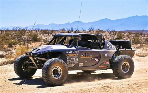 Off-road Racing Going … Electric?