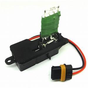 Heater Blower Motor Resistor 12135105 For Gmc Safari Chevy