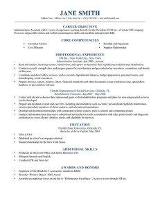 Resume Layout Templates by Resume Format Layout Resume Templates