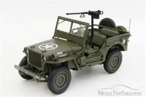 1942 Military Vehicle Us Army, Green