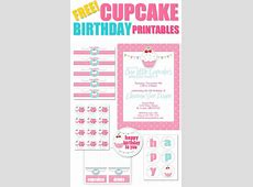 6 Best Images of Cupcake Printable Label School