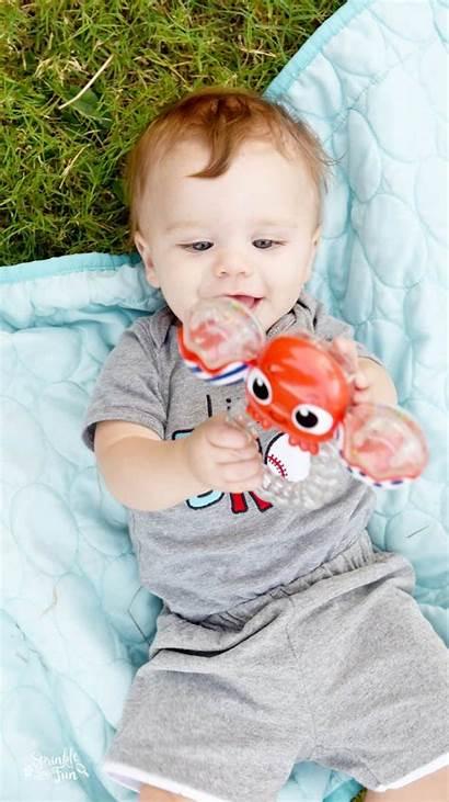 Sensory Toys Babies Tykes Reaching Fun
