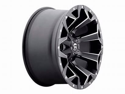 Assault Fuel Wheels Matte Sharptruck