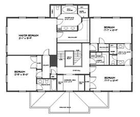 Floor Plans 3000 Square Ideas by Classical Style House Plan 4 Beds 3 5 Baths 3000 Sq Ft