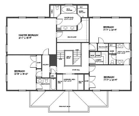 classical style house plan  beds  baths  sqft plan