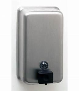 B-2111 Surface-Mounted Soap Dispenser