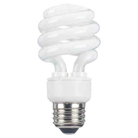 brightest fluorescent shop light sea gull lighting 2 in e25 13 watt bright white 2700k