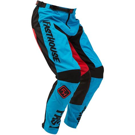 motocross gear ebay new fasthouse mx gear grindhouse electric blue motocross