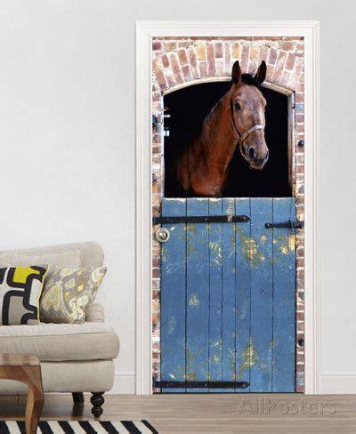 ideen schlafzimmer pferde braunes pferd im stall fototapete t 252 rposter fototapete