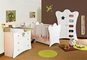 30 chambres de bebe trop craquantes mobibam With chambre bébé design avec meuble a fleur
