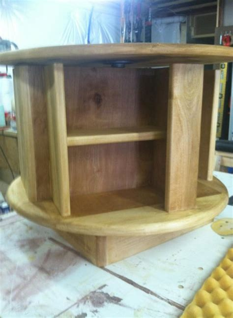 rotating storage endsofa table  nyrockingchairs