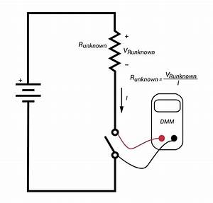 how is ammeter connected in an electric circuit quora With circuit and the lighter leads will measure the voltage across the