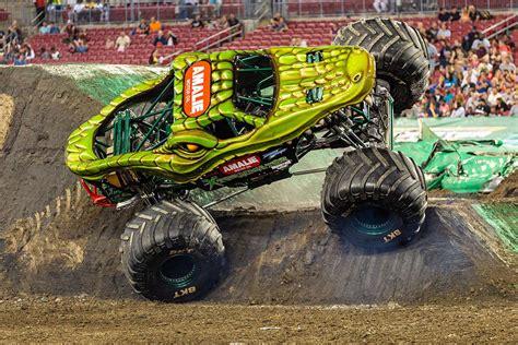 xtermigator monster jam truck monster jam