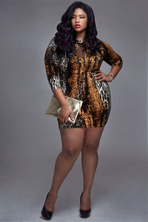 Urban Chic In Plus Size