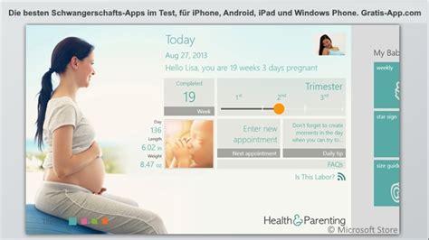 Die Besten, Kostenlosen Schwangerschafts Apps Im Testbericht