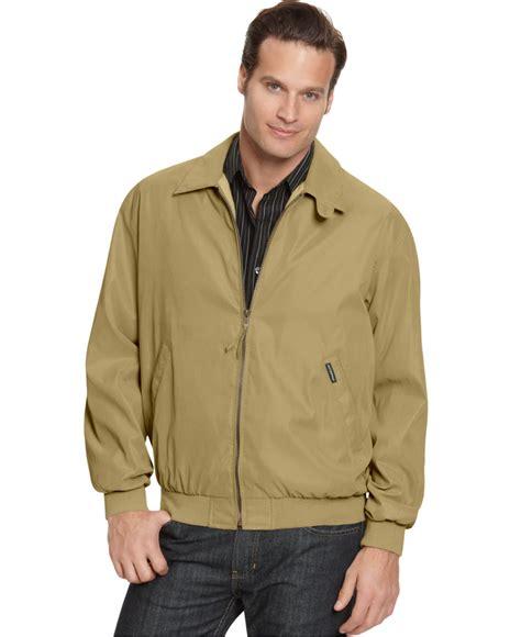 mens light jacket weatherproof lightweight bomber jacket in for