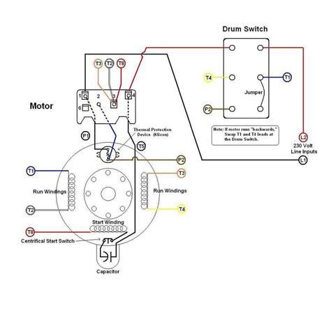 Wiring Diagram Free Sample Routing Dayton Electric Motor