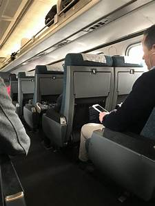 Amtrak Coach Class Review On The Northeast Regional From