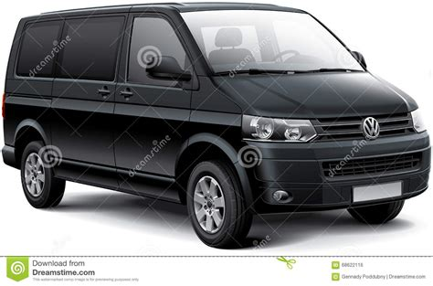 Volkswagen Caravelle Backgrounds by Volkswagen Caravelle Stock Vector Image 68622116