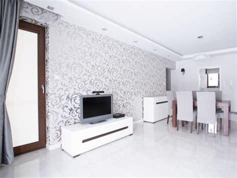 Tapeten Ideen Fürs Wohnzimmer by Tapeten 13 Ideen Zur Wandgestaltung Im Wohnzimmer