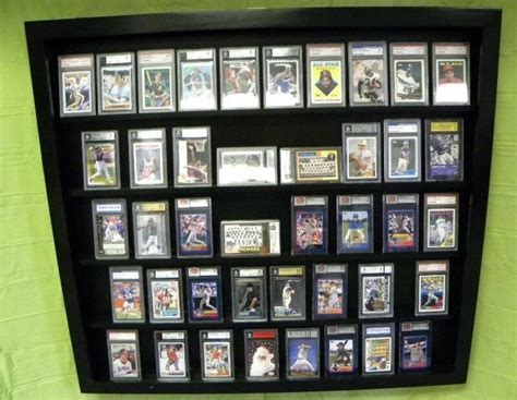 Browse a variety of styles & sizes. Sports Card Display Case 50 PSA Deep Beckett | eBay