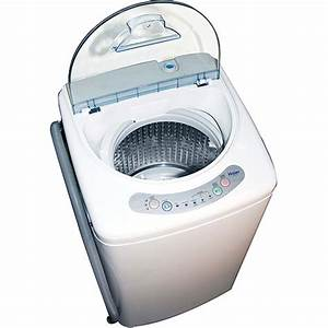 Haier 1 0 Cubic Foot Portable Washing Machine  Hlp21n