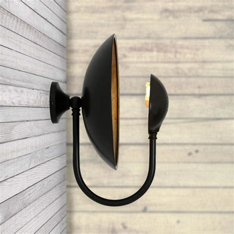 reflective dish wall light cl 33536 product e2