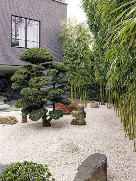 Japanese Style Garden by The Budding Trend For Japanese Style Gardens How To Spend It