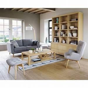 Skandinavisch Einrichten Shop : sofa 2 3 sitzer aus stoff nils m bel pinterest ~ Lizthompson.info Haus und Dekorationen