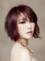 Short Hairstyles Asian Woman