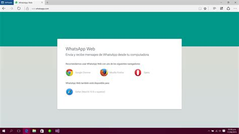 si鑒e de microsoft usar whatsapp web en microsoft edge windows 10 taringa