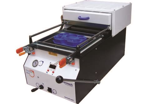 New 2017 Formech Great Entry-level Vacuum Forming Machine
