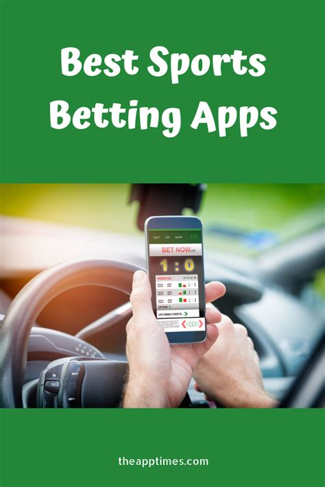 If you are looking for an app for online betting, read on ...