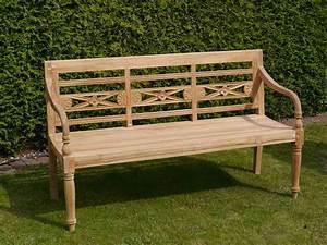 Gartenbank Teakholz 3 Sitzer : gartenbank sitzbank gartenm bel 3 sitzer aus massivem teak holz 3660 sitzm bel b nke ~ Bigdaddyawards.com Haus und Dekorationen