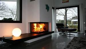 Cheminée Sans Conduit : installation d un poele a bois sans conduit de chemine ~ Premium-room.com Idées de Décoration