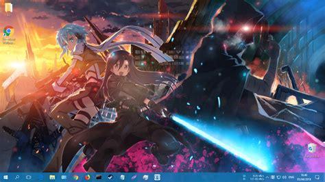 sao ggo wallpaper engine anime