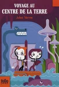 Voyage Au Centre De La Terre Jules Verne by Livre Voyage Au Centre De La Terre Jules Verne