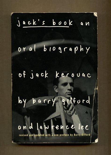 Vintage Jack's Book Oral Biography of Jack Kerouac by ...