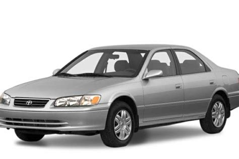 2001 Toyota Camry 2001 toyota camry information