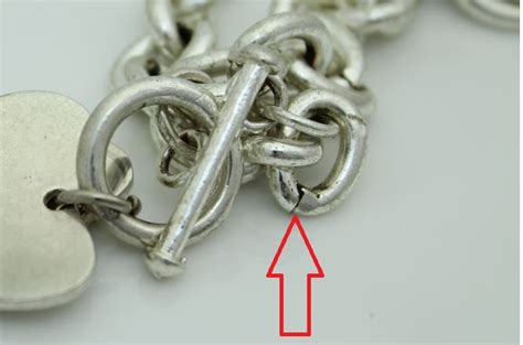 real tiffany ls for sale how to spot fake tiffany co bracelet to recognize