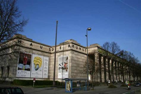 englische garten münchen parkplatz haus der kunst zentrum f 252 r zeitgen 246 ssische kunst m 252 nchen