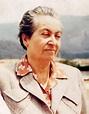 Gabriela Mistral | Famous women, Nobel prize in literature ...
