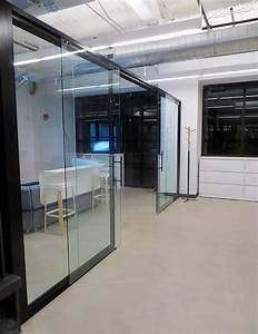 Glass Wall Office - Glass Wall Panels