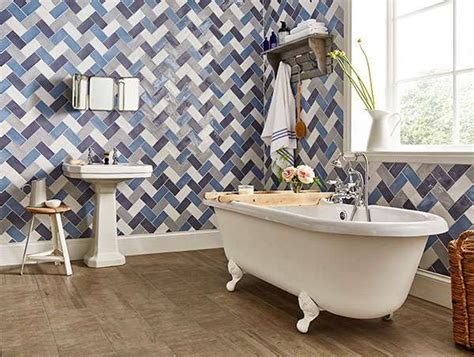 Style Compliments: Country Cottage Metro Tiles   Walls and