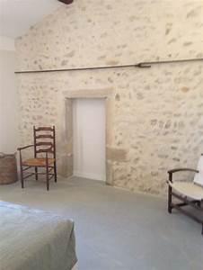Mur Pierre Apparente : mur en pierres apparentes r novation bergerie ~ Premium-room.com Idées de Décoration