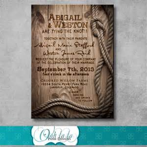 western wedding invitations rustic wedding invitation diy printable by oohlalaposhdesigns