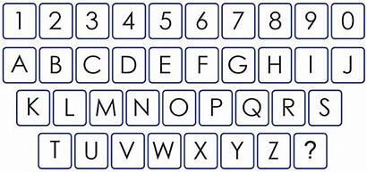 Alphabet Board Communication Keyboard Speak