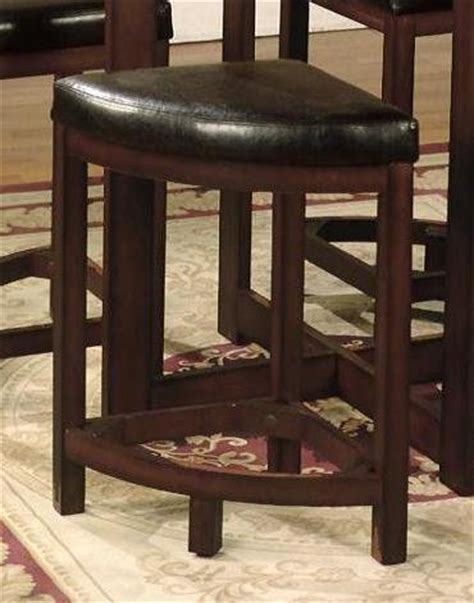 roundhill furniture cylina solid wood glass top