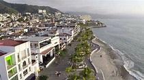 Malecon de Puerto Vallarta en vivo 1 de Mayo 2015 - YouTube